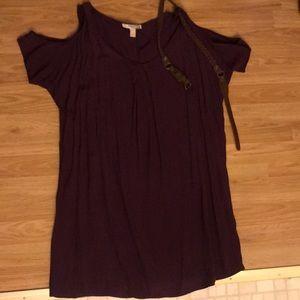 Dark purple Forever 21 Contemporary